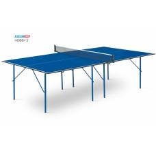 Теннисный стол Start Line Hobby 2 blue