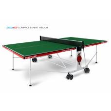 Теннисный стол Start Line Compact Expert Indoor green