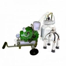 Доильный аппарат для коров Эликор НВР-3,6ДС сухого типа