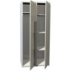 Шкаф для раздевалки LS(LE) 21U