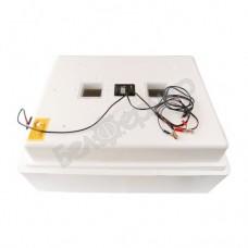 Инкубатор Несушка на 104 яйца (автомат, цифровое табло, вентиляторы, 220+12В) + Гигрометр, арт. 64ВГ