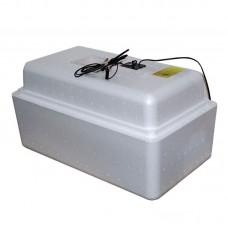 Инкубатор Несушка с аналоговым терморегулятором, цифровой индикацией, на 36 яиц, автопереворот