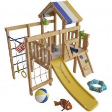 Детская игровая кровать чердак Немо
