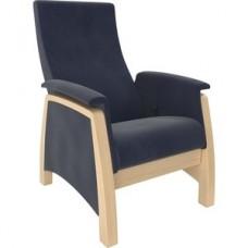 Кресло-Импэкс Balance 1 натуральное дерево/ Verona denim blue