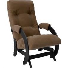 Кресло-качалка Импэкс Модель 68 венге ткань Verona brown