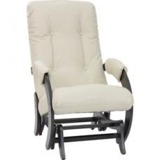 Кресло-качалка глайдер Импэкс Модель 68 венге, Polaris Beige