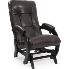 Кресло-качалка глайдер Импэкс Модель 68 Vegas Lite Amber, венге