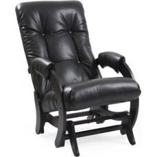 Кресло-качалка глайдер Импэкс Модель 68 Vegas Lite Black
