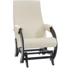 Кресло-качалка глайдер Импэкс Модель 68М венге, Polaris Beige