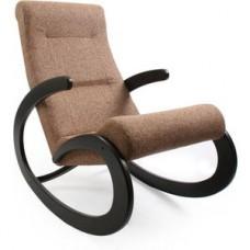 Кресло-качалка Импэкс Модель 1 венге, обивка Malta 17