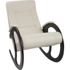 Кресло-качалка Импэкс Модель 3 венге, обивка Malta 01 А