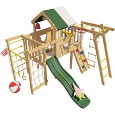 Детская игровая кровать чердак Патрик