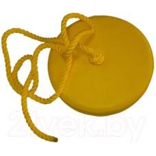 Тарзанка подвесная Rokids Лиана желтый