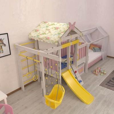 Игровой комплекс - кровать Савушка Baby - 6 фото