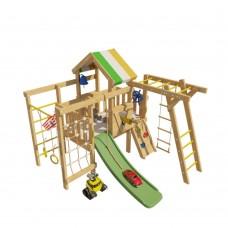 Детская игровая кровать чердак Валли