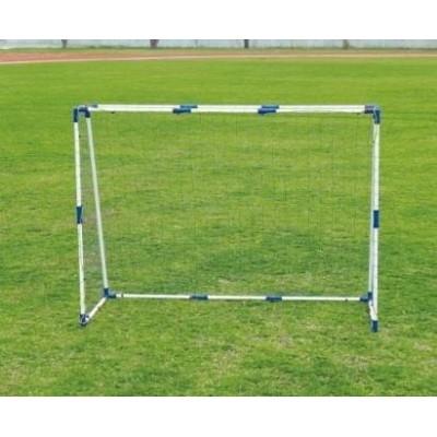 Профессиональные футбольные ворота из стали PROXIMA, размер 8 футов, 240х180х103 см