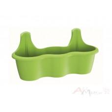 Кашпо Prosperplast Respana Hook DREZ520-389U (зеленый)