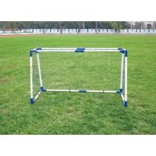 Профессиональные футбольные ворота из стали PROXIMA, размер 5 футов, 153х100х80 см