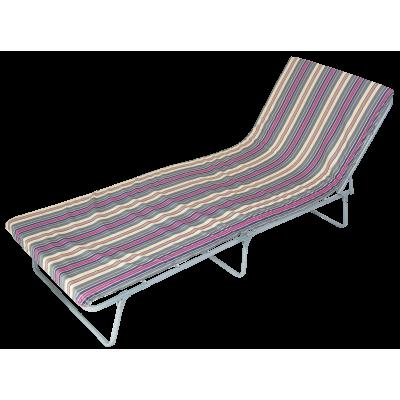 Раскладушка кровать Стефания мягкая С404 фото