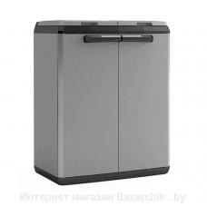 Шкаф Пластиковый SPLIT BASIC GLR/BK KETER RUASSIA PAL.EPAL H.113