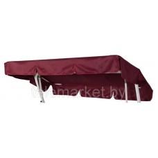 Тент-крыша для садовых качелей Olsa Сиена бордовый оксфорд