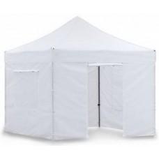 Тент садовый быстросборный Helex 4320 S6.4, 3x2м белый