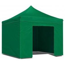 Тент садовый быстросборный Helex 4220 2x2м зеленый