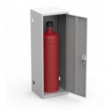 Ящик для газового баллона Металл-Завод ШГР 50-1-4 (50л) серый
