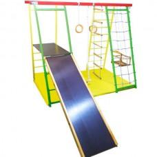 Детский спортивно-развлекательный комплекс раннего развития  2Fit Grass elite 21006