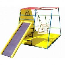 Детский спортивно-развлекательный комплекс раннего развития 2Fit Home+ 21001