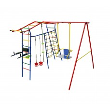 Спортивный комплекс Игромания-5 Фитнесс дачный КМС-405
