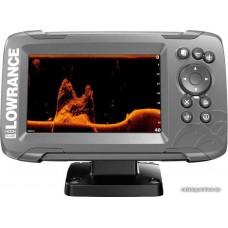 Эхолот-картплоттер Lowrance Hook2-5x SplitShot GPS