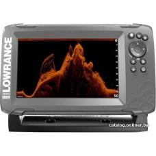 Эхолот-картплоттер Lowrance Hook2-7x SplitShot GPS