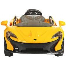 Электромобиль ChiLok Bo McLaren P1 (желтый)