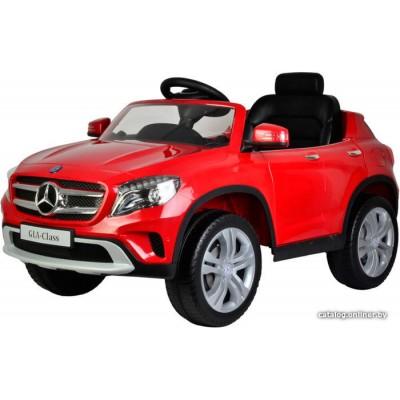 Электромобиль ChiLok Bo Mercedes-Benz GLA (красный)