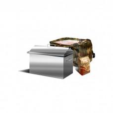 Коптильня домиком серии «Фортуна» КФ-1 350*200*200