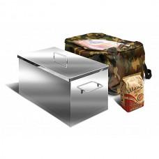 Коптильня горячего копчения «Классик» КК-5 400*250*250