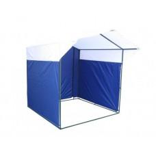 "Палатка ""Домик"" 2,0х2,0 К (каркас из квадратной трубы 20х20 мм, тент - ПВХ  650 гр. м2)"