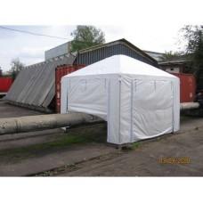 Палатка сварщика 2.5х2.5 (ТАФ)                                                                                       Каркас усиленный. В комплекте 4 стенки.