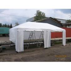 Палатка сварщика 6.0х3.0 (ТАФ)                                                                                       Каркас усиленный. В комплекте 6 стен.