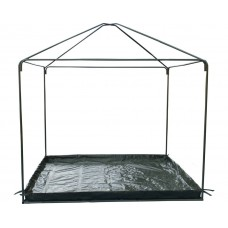 Пол для палатки-кухни 1.5х1.5