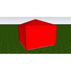 Стенка без окна 2,0х2,0 (к шатру Митек 6-граней)