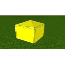 Стенка без окна 2,5х2,0 (к шатру Митек 2,5 х 2,5  и  5 х 2.5)