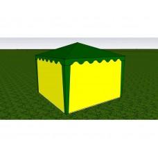 Стенка без окна 3,0х2,0 (к шатру Митек 3 х 3  и  6 х 3)