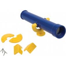 Телескоп мини сине/жёлтый HIPS 500.020.004.001