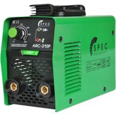 Аппарат сварочный инверторный SPEC ARC-210Р