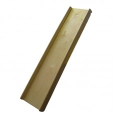 Горка деревянная удлинённая