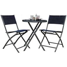 Комплект мебели (стол,два стула) Balkonset Mykonos
