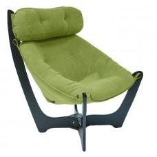 Кресло для отдыха Комфорт Модель 11 венге/ Verona Apple Green