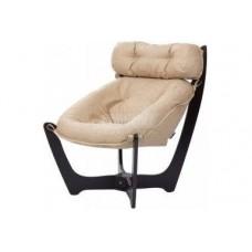 Кресло для отдыха Комфорт Модель 11 венге/ Verona Vanilla